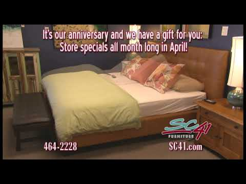 SC41 Furniture 2015   A Look Back