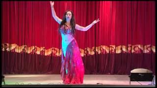 """Ekaterina Solpanova(Joseph Attieh - Mawhoum),gala show """"Altair"""""""