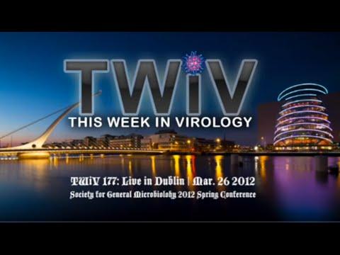 TWiV Live in Dublin, Ireland, Monday, March 26, 2012 (MWV58)