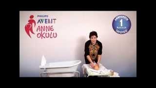 Philips Avent Anne Okulu - Yeni Doğan Bebeğin Banyosu - 1