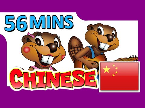 """Chinese Level 1 DVD"" - 56 Minutes, Learn to Speak Mandarin, Easy Chinese Lessons, Kids School"