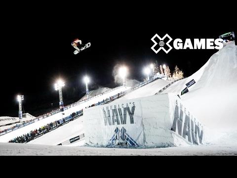 X Highlights: Women's Snowboard Big Air | X Games Aspen 2017