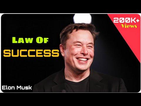 The Law of Success: Billionaire Mindset Motivational Videos For Students Entrepreneur Advice