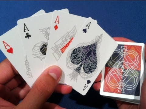 4 ACE TRICK REVEALED / MAGIC TRICKS REVEALED / MAGIC TRICK WITH CARDS / Beginner Magic