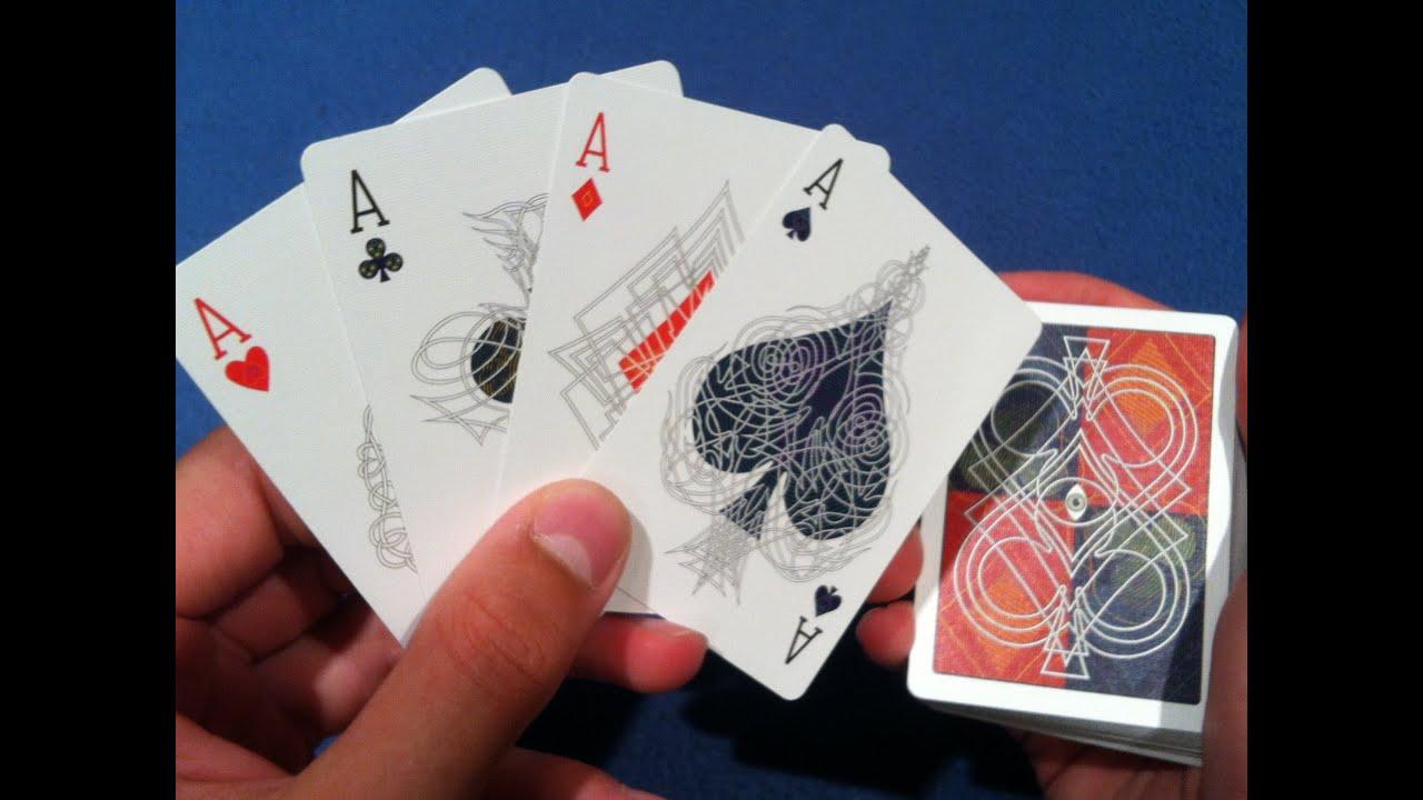 4 ACE TRICK REVEALED / MAGIC TRICKS REVEALED / MAGIC TRICK ...
