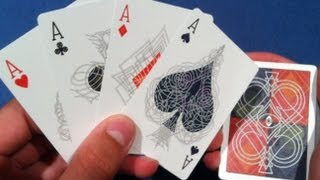 4 ACE TRICK REVEALED / MAGIC TRICKS REVEALED / MAGIC TRICK WITH CARDS / Beginner Magic