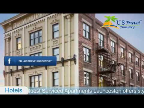 Quest Serviced Apartments Launceston - Launceston Hotels,  Australia