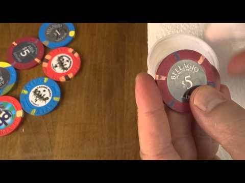 Cleaning Poker Chips