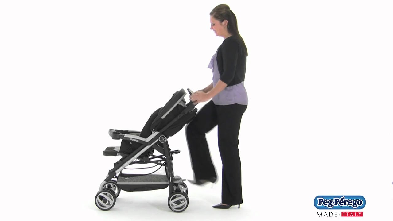 Peg Perego Pliko Matic Stroller Instructions 2011 Stroller Peg Perego Pliko P3 Compact How To Open