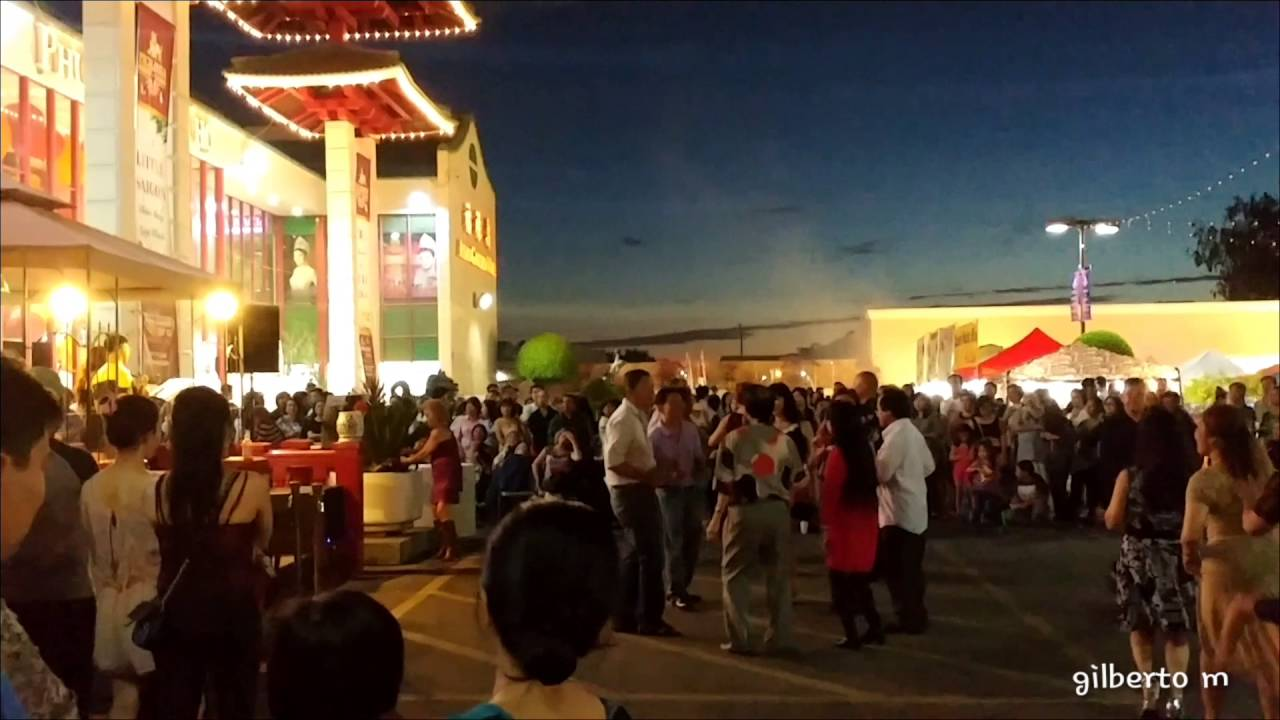 Asian Garden Mall Night Market 2016 Youtube