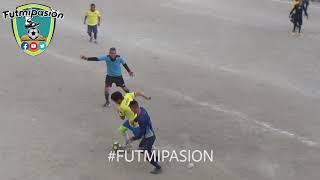 ITALIA VS COLOMBRES AZUL futbol llanero