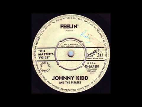 Johnny Kidd and The Pirates - Feelin' (1959)