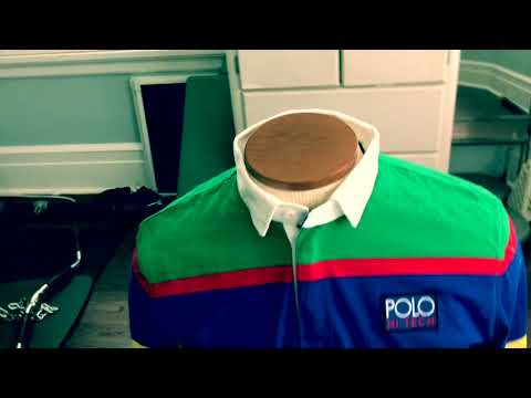 Blake Loington Review of the new Polo Ralph Lauren 2018 POLO HI TECH ZIPPER  RUGBY