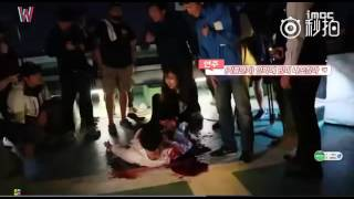 eng sub w two worlds bts lee jong suk han hyo joo making w two worlds ep 1