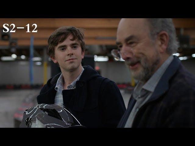 【良医】21年来收视率最高的美剧,男主获金球奖提名《良医S2-12》
