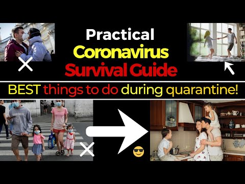 BEST Things to do During Quarantine (Don't go crazy!)