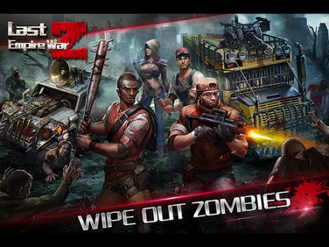 Last Empire-War Z - New Android Gameplay HD