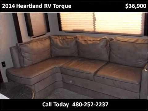 2014 Heartland RV Torque Used Cars Mesa AZYouTube