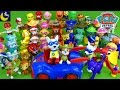 Part 3 Lots of Paw Patrol Pup Toys Mission Quest Pup Fu Metallic All Star Jungle Air Rescue Pup Toys