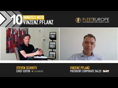 Fleet Europe Video Podcast: 10 Minutes With Vinzenz Pflanz