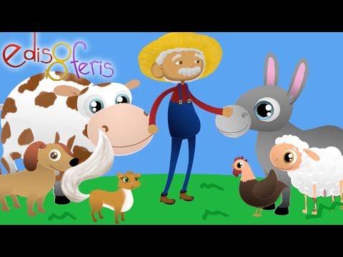 Ali Babanın Çiftliği Şarkısı ve Edis & Feris ile 30 Dakika Çocuk Şarkıları Dinle