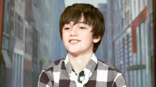 Greyson Chance - Ink Splot 26 interview