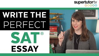 3 Tips: Writing the Perfect SAT Essay! CRUSH THE TEST!
