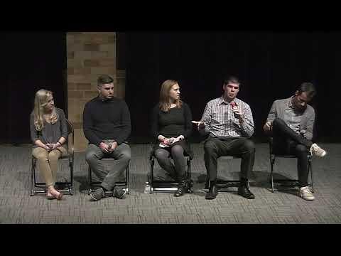 COJO Alumni Panel, Fall 2018