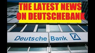 deutsche bank failure very very soon?