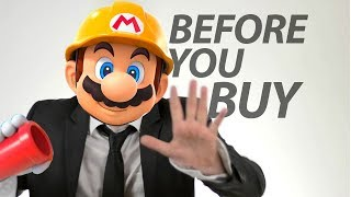 Mario Maker 2 - Before You Buy (Video Game Video Review)