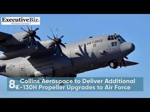 ExecutiveBiz News on Video 9/22/2021