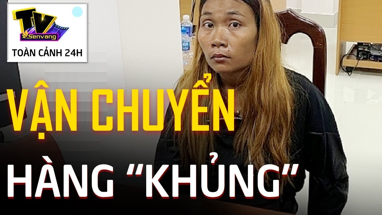 Bắt người phụ nữ vận chuyển 5 kg 'hàng khủng' từ Campuchia vào Việt Nam