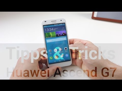 13 Tipps & Tricks: HUAWEI Ascend G7   AppDated