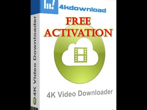 4k video downloader 3.3 serial key