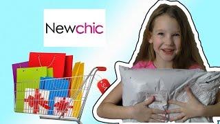 Newchic / Мои новые покупки BACK TO SCHOOL SHOPPING! / Покупки для школы 2018