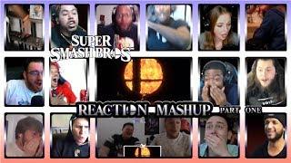 Super Smash Bros. Nintendo Switch Teaser Trailer PART ONE Reaction Mashup