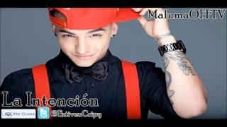 La Intención (Con Letra) - Maluma (Original) [Audio Nueva Canción] MAGIA 2012