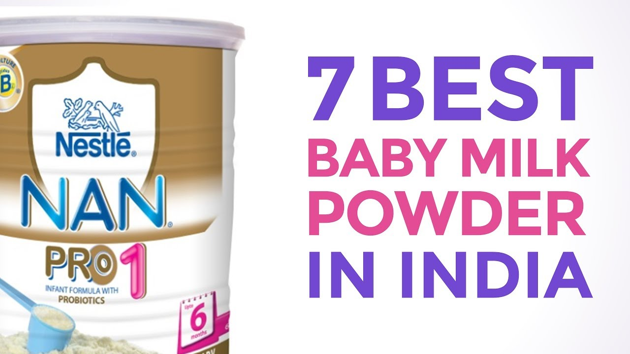 7 Best Baby Milk Powders In India With Price Best