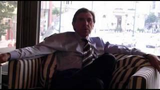 Jon Azua y la problemática de la energía