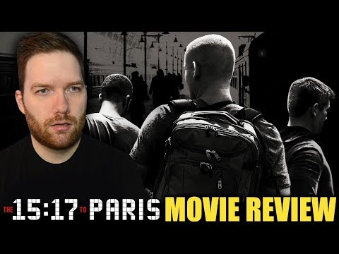 The 15:17 to Paris – Movie Review