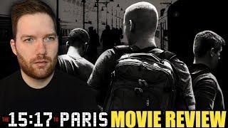 The 15:17 to Paris - Movie Review