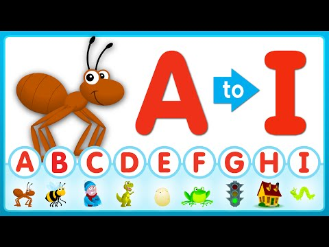 AI Review Song Uppercase  Super Simple ABCs