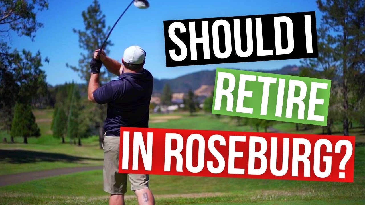 🔴 Is Roseburg Oregon A Good Place To Retire? | Thinking About Retiring In Roseburg Oregon
