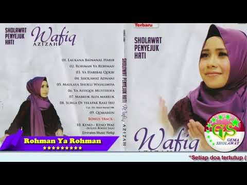 Sholawat Penyejuk Hati Full Album Wafiq Azizah Terbaru HD