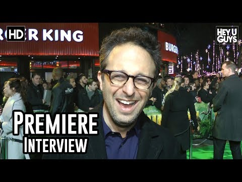 Director Jake Kasdan  Jumanji: Welcome to the Jungle Premiere