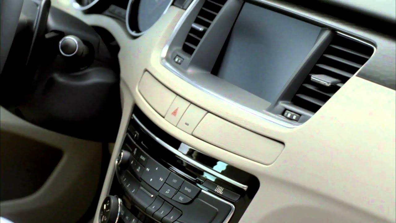 2010 paris motor show the new peugeot 508 sw interior views youtube - Interior peugeot 508 ...
