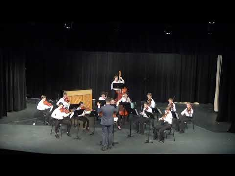 Lady of the Lake - Coweeman Middle School Concert Orchestra