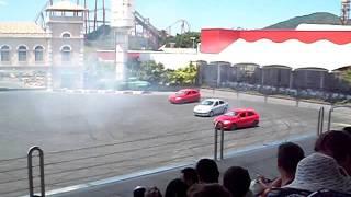 Beto Carrero World - Pilotos geniales de autos