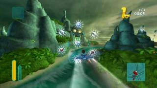 Xbox 360 - MySims Skyheroes (course)