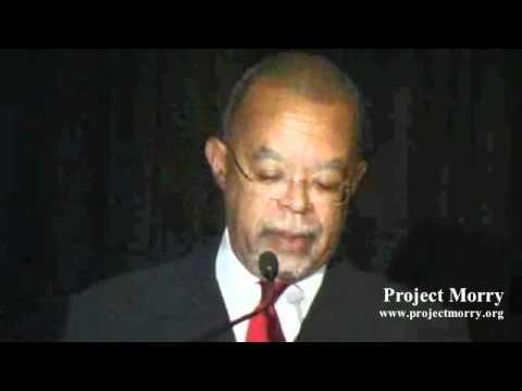 Henry Louis Gates, Jr.--Project Morry Speech